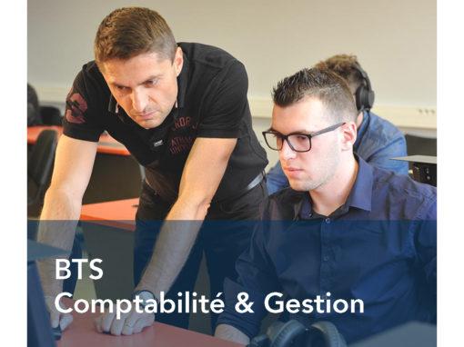 BTS Comptabilité & Gestion